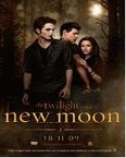 TWILIGHT SAGA - NEW MOON - (BLU-RAY)